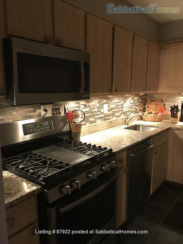 Waterfront DC, spacious, fully furnished, one bedroom condo. Home Rental in Washington, District of Columbia, United States 3