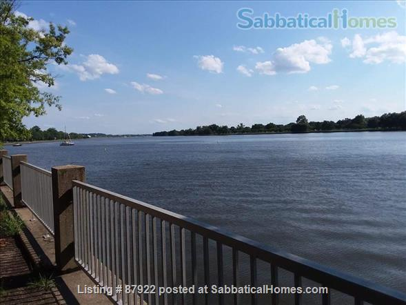 Waterfront DC, spacious, fully furnished, one bedroom condo. Home Rental in Washington, District of Columbia, United States 7