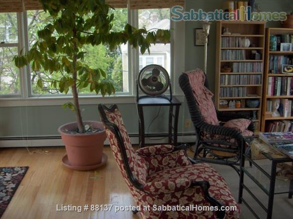 Room for rent-fully furnished (available 1/1/2021) Home Rental in Cambridge, Massachusetts, United States 0