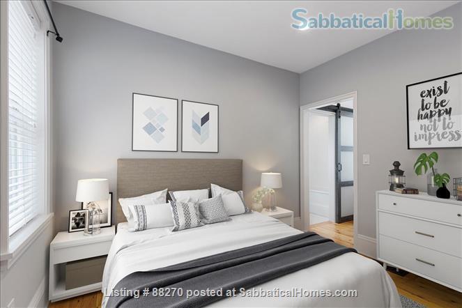 4 BED/3 BA CONDO - W/ PKG - HARVARD/HARVARD LAW/HKSG, CAMBRIDGE Home Rental in Cambridge 3