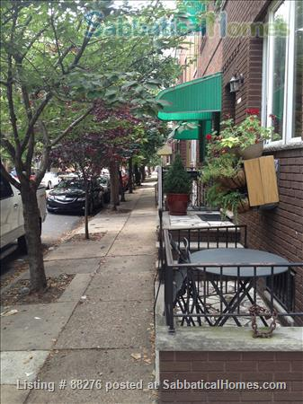 Restored Philly Row Home with Roof Deck & Edible Garden in Great Location! Home Rental in Philadelphia 1