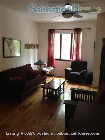 Restored Philly Row Home with Roof Deck & Edible Garden in Great Location! Home Rental in Philadelphia 3