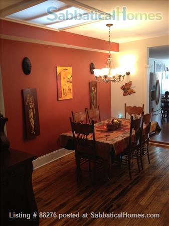 Restored Philly Row Home with Roof Deck & Edible Garden in Great Location! Home Rental in Philadelphia 4