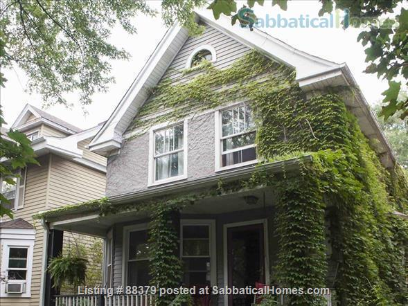 Beautiful Private Unit in Vintage home near Chicago Lakefront, NU, and Loyola Home Rental in Chicago, Illinois, United States 8