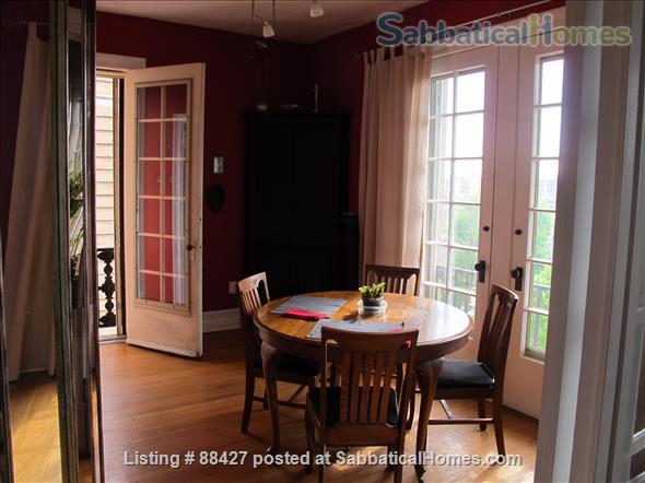 Elegant light-filled 2 bedroom condo NW D.C. Home Rental in Washington, District of Columbia, United States 1