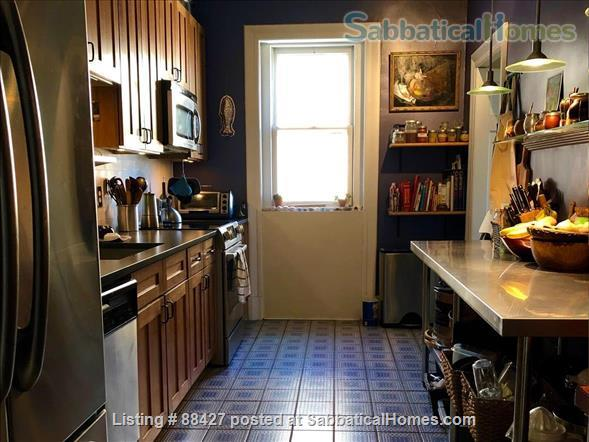 Elegant light-filled 2 bedroom condo NW D.C. Home Rental in Washington, District of Columbia, United States 3