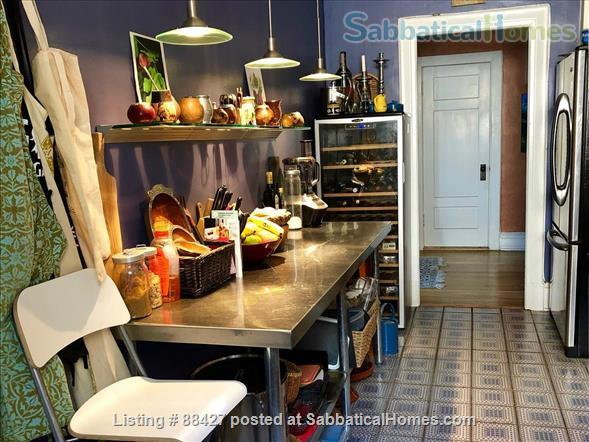 Elegant light-filled 2 bedroom condo NW D.C. Home Rental in Washington, District of Columbia, United States 4