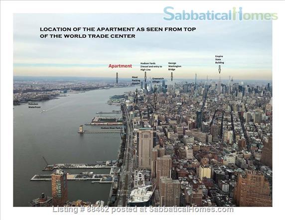 Sunny Spacious Apartment 20 minutes from Midtown Manhattan Home Rental in West New York, New Jersey, United States 8