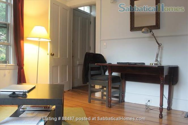 Harvard Square townhouse, 1 BR, all utilities Home Rental in Cambridge, Massachusetts, United States 3