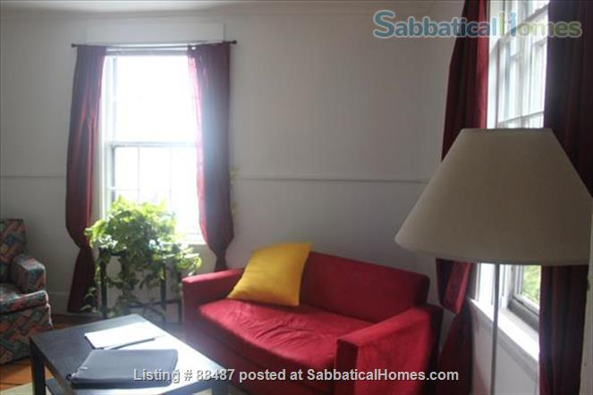 Harvard Square townhouse, 1 BR, all utilities Home Rental in Cambridge, Massachusetts, United States 5