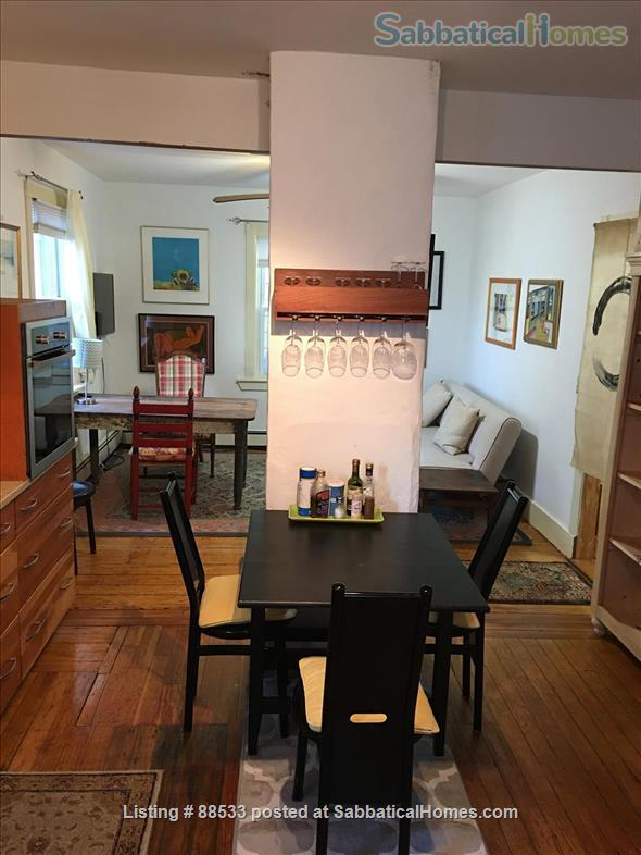 Cambridge, Harvard U. Utilities included.  Shared Private Garden. Home Rental in Cambridge, Massachusetts, United States 1