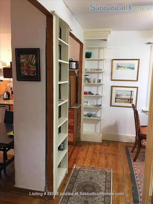 Cambridge, Harvard U. Utilities included.  Shared Private Garden. Home Rental in Cambridge, Massachusetts, United States 4