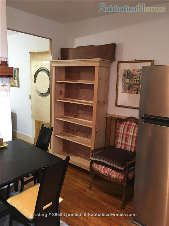 Cambridge, Harvard U. Utilities included.  Shared Private Garden. Home Rental in Cambridge, Massachusetts, United States 6