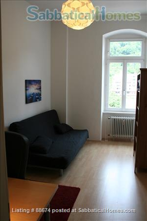 2BR, 1.5BA apt in Heidelberg Altstadt Home Rental in Heidelberg 4