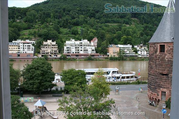 2BR, 1.5BA apt in Heidelberg Altstadt Home Rental in Heidelberg, Baden-Württemberg, Germany 5