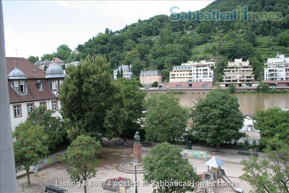 2BR, 1.5BA apt in Heidelberg Altstadt Home Rental in Heidelberg 6