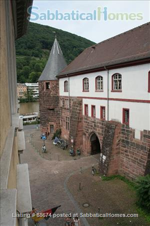2BR, 1.5BA apt in Heidelberg Altstadt Home Rental in Heidelberg 7