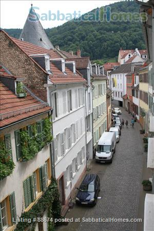 2BR, 1.5BA apt in Heidelberg Altstadt Home Rental in Heidelberg, BW, Germany 8