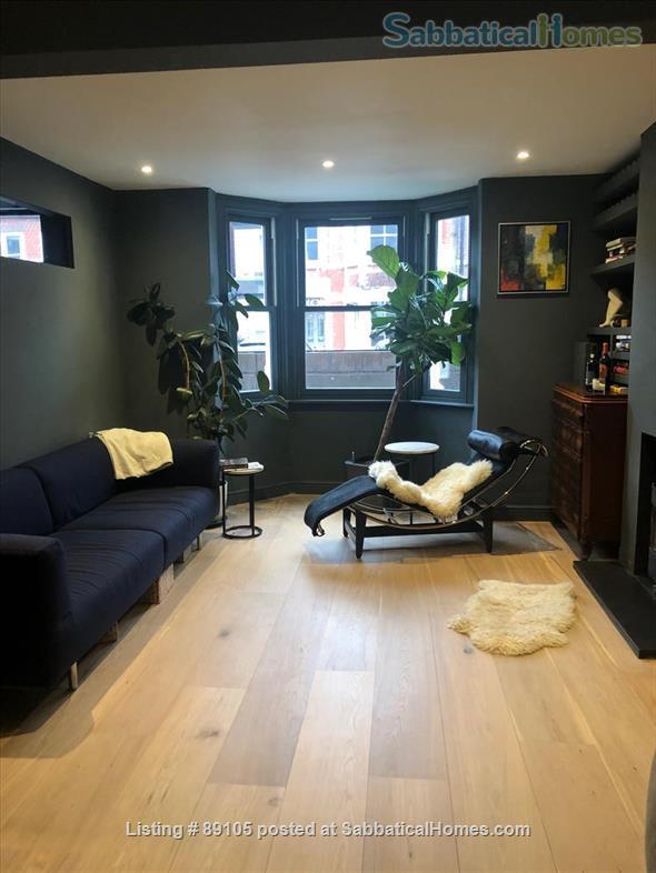 Modern 4-bedroom Victorian in central Oxford Home Rental in Oxford, England, United Kingdom 1
