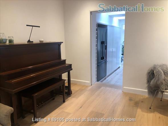 Modern 4-bedroom Victorian in central Oxford Home Rental in Oxford, England, United Kingdom 0