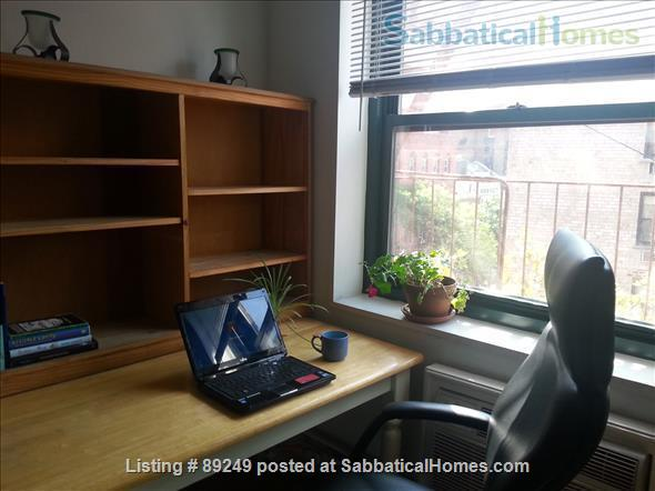 Share Large, Sunny Duplex in Far W. Vill. (Clean/Coronavirus conscious) Home Rental in New York 0