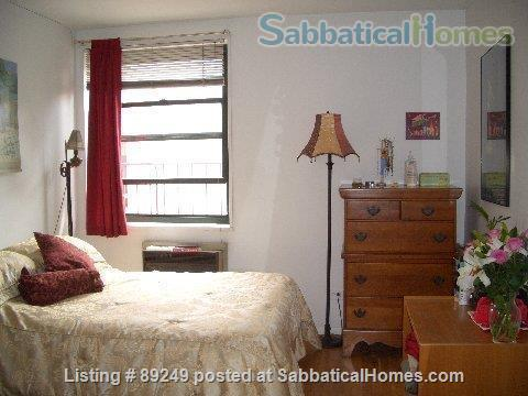 Share Large, Sunny Duplex in Far W. Vill. (Clean/Coronavirus conscious) Home Rental in New York, New York, United States 5