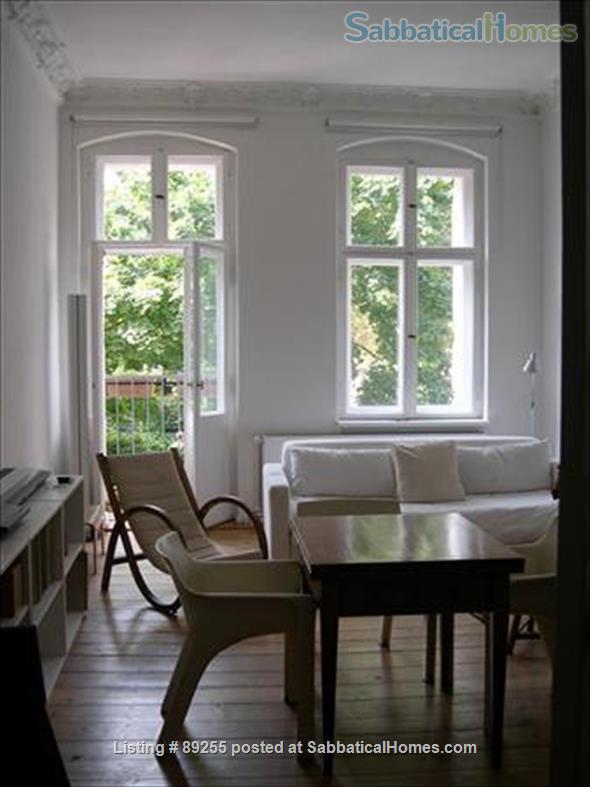 Lovely 120 sq m flat in Prenzlauer Berg from Aug '21 or possibly Jan '22 Home Rental in Berlin, Berlin, Germany 2