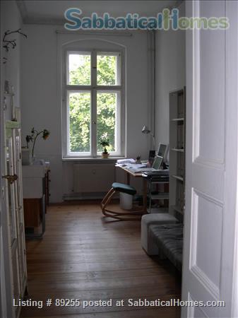 Lovely 120 sq m flat in Prenzlauer Berg from Aug '21 or possibly Jan '22 Home Rental in Berlin, Berlin, Germany 3