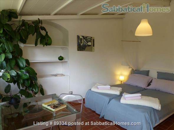 converted greenhouse Home Rental in Florence, Tuscany, Italy 0