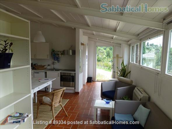converted greenhouse Home Rental in Florence, Tuscany, Italy 3
