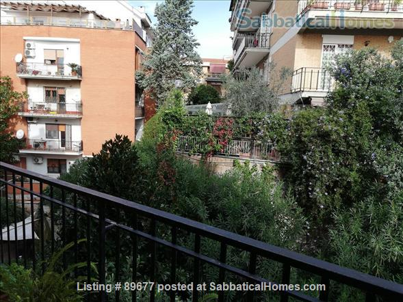 ROME'S QUIET RETREAT Home Rental in Rome, Lazio, Italy 9