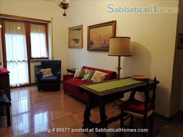 ROME'S QUIET RETREAT Home Rental in Rome, Lazio, Italy 1