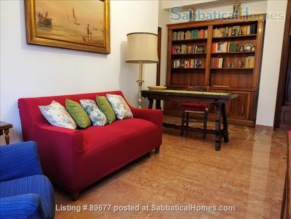 ROME'S QUIET RETREAT Home Rental in Rome, Lazio, Italy 0