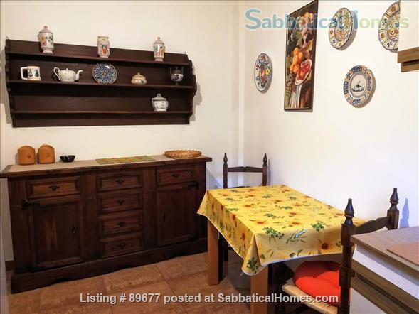 ROME'S QUIET RETREAT Home Rental in Rome, Lazio, Italy 3