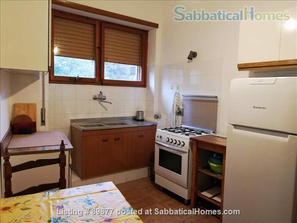 ROME'S QUIET RETREAT Home Rental in Rome, Lazio, Italy 4