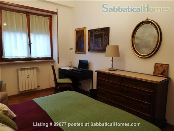 ROME'S QUIET RETREAT Home Rental in Rome, Lazio, Italy 6