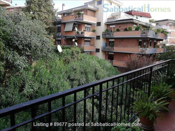 ROME'S QUIET RETREAT Home Rental in Rome, Lazio, Italy 8