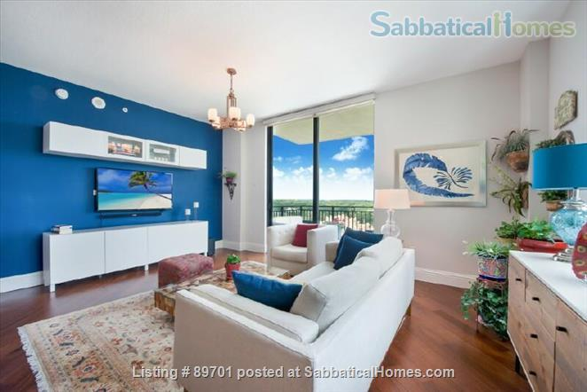 2 BR 2 BA condo in the heart of Coral Gables, FL (Miami) Home Rental in Coral Gables, Florida, United States 3