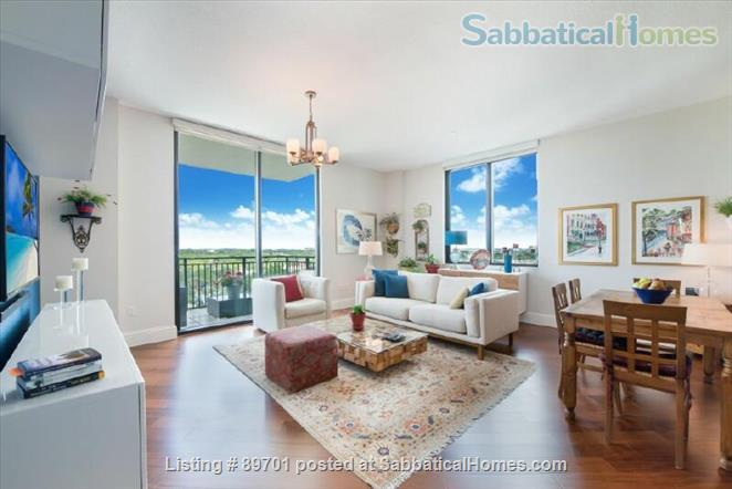 2 BR 2 BA condo in the heart of Coral Gables, FL (Miami) Home Rental in Coral Gables, Florida, United States 4