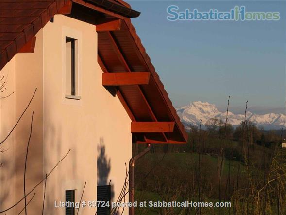 House in Chessenaz (France) near Geneva Home Rental in Chessenaz 7