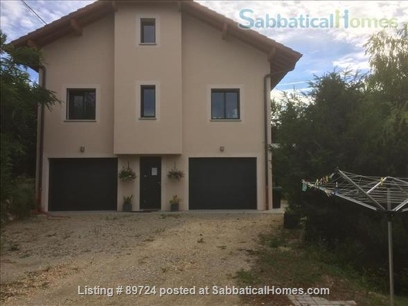 House in Chessenaz (France) near Geneva Home Rental in Chessenaz 8