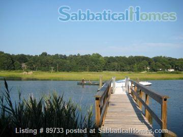 Waterfront Spectacular 3 Bedroom Home With Dock! Minutes to Yale New Haven, SCSU, Quinnipiac Home Rental in East Haven, Connecticut, United States 3