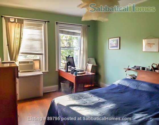 SUNNY SPACIOUS 3 BEDROOM IN BROOKLINE. WALKING DISTANCE TO COOLIDGE CORNER, MIT, AND LONGWOOD MEDICAL AREA Home Rental in Brookline, Massachusetts, United States 4