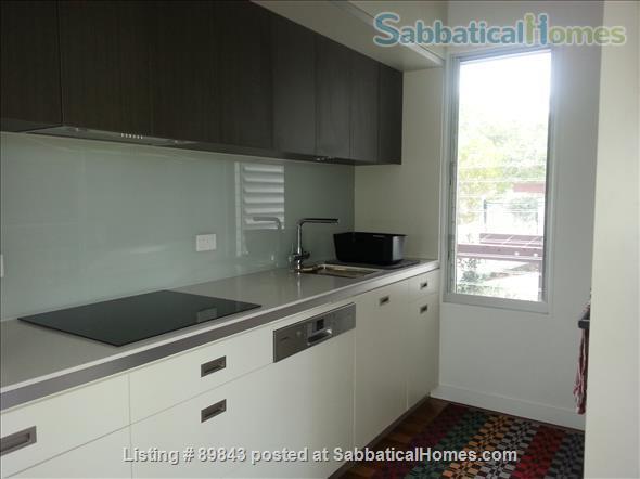 Two bedroom executive apartment Home Rental in Saint Lucia, Queensland, Australia 5