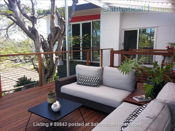 Two bedroom executive apartment Home Rental in Saint Lucia, Queensland, Australia 6
