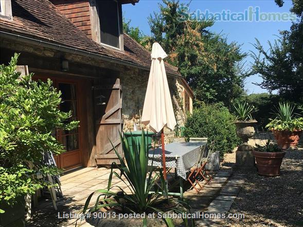 PERFECT PEACE AND QUIET IN THE FRENCH COUNTRYSIDE Home Exchange in Journet, Nouvelle-Aquitaine, France 0