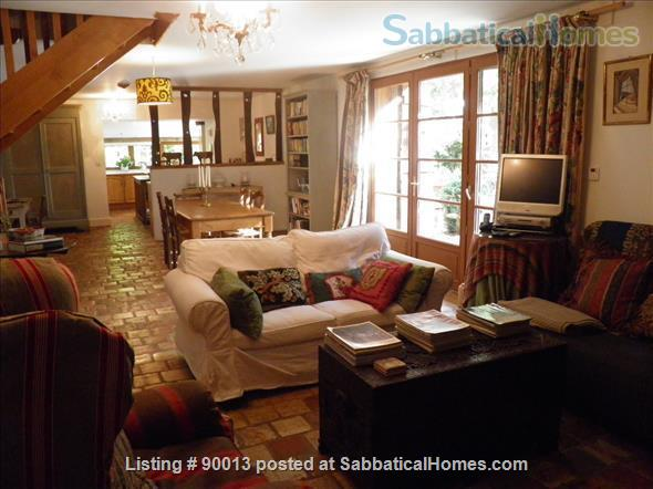 PERFECT PEACE AND QUIET IN THE FRENCH COUNTRYSIDE Home Exchange in Journet, Nouvelle-Aquitaine, France 2