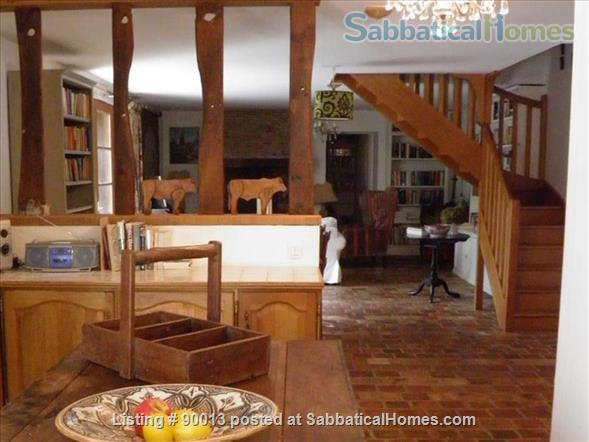 PERFECT PEACE AND QUIET IN THE FRENCH COUNTRYSIDE Home Exchange in Journet, Nouvelle-Aquitaine, France 4