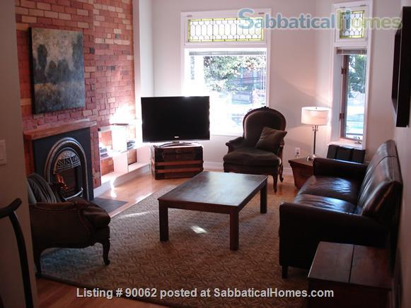 College St & Dovercourt Rd - Renovated 1-bed apartment in fantastic location Home Rental in Toronto, Ontario, Canada 4