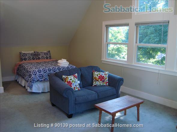 Furnished Studio Apartment - Ann Arbor Home Rental in Ann Arbor, Michigan, United States 1